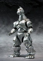 s.h monsterarts mecha godzilla