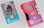 digimon accel ultimate genome royal red