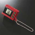 digimon mini red