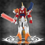 06 shoutmon crossfour pvc