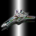 1/72 vf-25f limited dx chogokin fold clear version