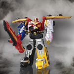 dx great gosei robo