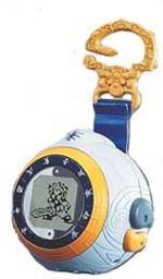 onmyou digivice white/blue