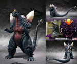 s.h monsterarts spacegodzilla