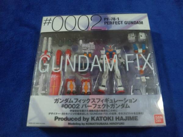 #0002 pf-78-1 perfect gundam