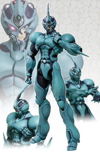 bfc max05+guyver 1 image head plus