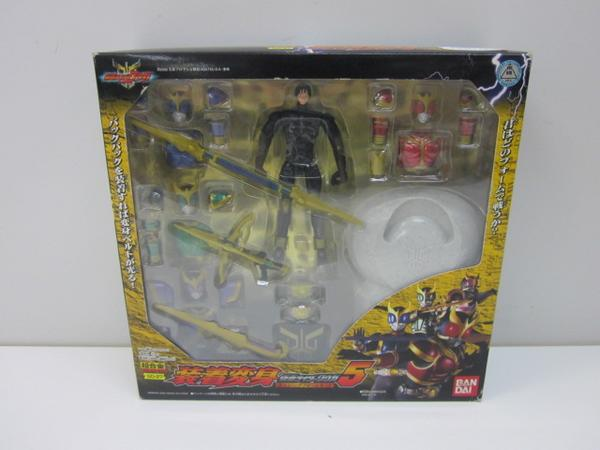 gd-27 kuuga transformation set #5