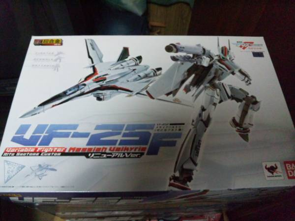 dx chogokin vf-25 f renew alt version
