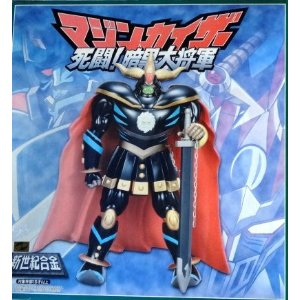 chogokin great general of darkness mazinkaiser