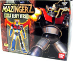 chogokin mazinger z extra heavy version model kit
