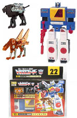 #22 twin cast with stripes & night stalker