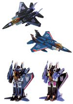 #11 skywarp& thunder cracker