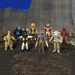 ultraman immortal monster set 1